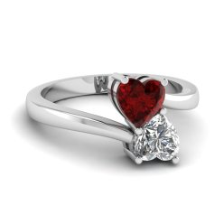 heart-shape-red-ruby-engagement-ring-with-white-diamond-in-14K-white-gold-FD1097HTRGRUDR-NL-WG